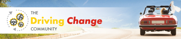 The driving change comunity