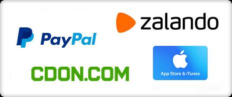 Tavaramerkin lahjakortti-kuvake - Maksettu nettikyselypaneeli