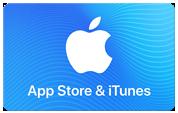 iTunes logo  - online enquêtes