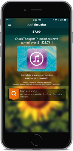 Get paid for surveys on your phone